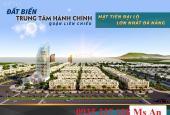 Bán đất nền dự án Melody City, đất biển Đà Nẵng ngay trung tâm hành chính Quận Liên Chiểu