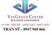 Cần bán tòa nhà văn phòng Quận 3 mt Lê Văn Sỹ 6 x 17 nhà 1 hầm 6 lầu cho thuê 200tr/th