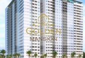 Cho thuê nhanh căn hộ Golden Mansion, 75m2, full nội thất ở, giá 17tr/tháng