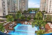 Căn hộ 2PN Q7 Saigon Riverside giá 2,1 tỷ đã có VAT, tầng đẹp view hồ bơi. LH: 0938257978