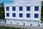 Chỉ với 300 triệu bạn có thể sở hữu nhà mới xây 3 tầng ngay trung tâm thị trấn An Dương