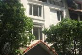 Cho thuê biệt thự phố Bùi Xuân Phái, Mỹ Đình, DT 180m2, 4 tầng, MT 10m, giá 40tr/th