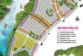 Bán nhanh 2 lô đất khu 4, khu đô thị Long Hưng, Biên Hòa, Đồng Nai, đối diện công viên, giá rẻ