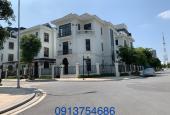 Chính chủ bán đơn lập góc Thạch Thảo - Vinhomes Green Bay, giá tốt nhất thị trường. LH 0913754686