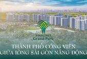 Giữ chỗ PK2 căn hộ chung cư tại dự án Vinhomes Grand Park, Quận 9, Hồ Chí Minh