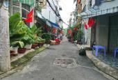Cho thuê nhà KDC Bình Phú 2, p. 10, quận 6, DT 3x10m, 3 lầu