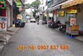 Bán nhà hẻm ô tô Đặng Văn Ngữ, hẻm rộng 8m, DT 4.5mx13.5m, 4 lầu, LH: 0907637688