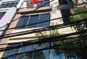 Bán nhà mặt ngõ Đội Cấn, Đào Tấn, Ba Đình 12 tỷ, 60mx7T nhà đẹp tiện kinh doanh văn phòng