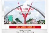 Cần bán dãy nhà trọ 20 phòng giá 1 tỷ, liền kề KCN Minh Hưng 3, có sổ đỏ sang tên ngay, 0903328858