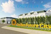 Bán đất nền dự án tại Dự án Golden Future City, Bàu Bàng, Bình Dương diện tích 70m2 giá 240 Triệu