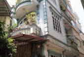 Bán nhà phố Khương Trung, Thanh Xuân, Nhà phân Lô ô tô đỗ cửa, 56m*5 tầng giá 4.4 tỷ