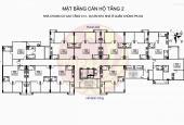 Bán CHCC C13 Bộ Quốc Phòng, căn 1005, diện tích: 67m2, giá: 20 tr/m2. LH: 0385288725