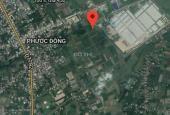 Hàng mới Ra Lò F1, 5x21m, Hẻm Nông Trường, KCN Phước Đông, Gò Dầu, chỉ 343 triệu/ lô