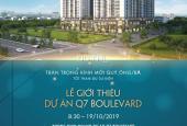Bán căn hộ chung cư tại Dự án Q7 Boulevard, Quận 7, Hồ Chí Minh diện tích 70m2 giá 2800 Triệu
