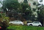 Bán nhà phố Thọ Tháp 150m2 x 7T, 1 hầm mặt tiền 7,8m, trước mặt vườn hoa, giá 49 tỷ - 0977434515