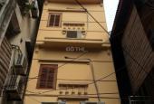Nhà Phan Chu Trinh - Lò Đúc đoạn ngã 5 gần TT 32m2, 5 tầng mới đẹp cách phố 20m, giá thuê 15tr/th
