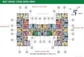 Chung cư 282 Nguyễn Huy Tưởng 64m2, 67m2, 70m2, giá từ 23 triệu/m2, làm việc TT với chủ nhà