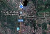 Đất nền vị trí đẹp khu đấu giá Thủy Sơn, Thủy Nguyên, SĐCC, từ 19tr/m2