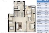 Bán gấp chung cư Hyundai Hillstate Hà Đông, CT2, tầng 17, 3 phòng ngủ, 134m2, lh 0948422828