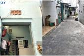Bán nhà hẻm an ninh phường Bình Trị Đông A, Bình Tân gồm dãy nhà trọ 8 phòng cho thuê