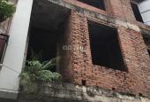 Bán nhà Lê V Lương, 50m2 x 4T xây thô, mt 4m, ô tô vào nhà, 0986397438