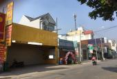 Cho thuê nhà MT Nguyễn Ảnh Thủ, q12, DT: 10x25m, đúc gác có WC, trệt trống 2 WC, giá 35 tr/tháng