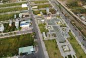 Lô góc 2 mặt tiền kênh du lịch sông trong 10*20m, đường 18m, sổ hồng riêng gần bệnh viện, trường