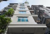 Cực phẩm Apartment 9 tầng, lô góc, thang máy, ô tô tránh, KD đỉnh, Tô Hiệu, Cầu Giấy, giá 10,9 tỷ