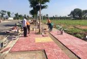 Cần bán gấp trong tuần mảnh đất mặt tiền đường 60m, sổ hồng riêng, thổ cư 100%. LH: 0941533564