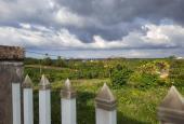 Khu nghỉ dưỡng 8000m2, có nhà cấp 4, cách trung tâm 7km, View đỉnh đồi nhìn ra TP Bảo Lộc