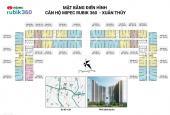 Mipec Rubik 360 chỉ 2,3 tỷ/2PN full nội thất cao cấp, hỗ trợ vay LS 0%, CK 6% GTCH. LH 0989825369