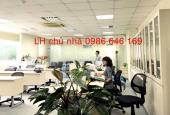 82m2 VP cho thuê tại phố Thái Hà, chính chủ, giá rẻ, dịch vụ tốt. LH trực tiếp chủ nhà 0986 646 169