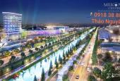 Chỉ 11 tr/m2 đất nền nhà phố vườn tại khu đô thị 5A - Mekong Center trung tâm tỉnh Sóc Trăng