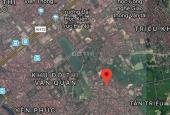 Bán gấp lô đất Tổng Cục 5 Yên Xá, Tân Triều, Thanh Trì, Hà Nội, ô tô vào, KD đỉnh. Giá 3,3 tỷ