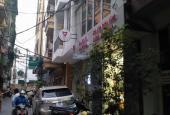 Bán tòa nhà văn phòng ngõ 131 Thái Hà 150m2, 8T thang máy, cách phố 40m, 28 tỷ