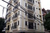 Nhà mặt tiền Liên Cơ, Nguyễn Cơ Thạch. 50m2 xây 7 tầng thang máy KD cực đỉnh. Ôtô vào nhà. Giá 10Tỷ