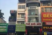 Bán nhà MP Thái Thịnh vị trí đẹp kinh doanh tốt 61m2 x 6 tầng, giá 22,5 tỷ. LH 0912442669