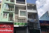 Bán gấp nhà mặt tiền Hồng Bàng, Quận 5, DT: 4x16m, liên hệ 0937089429 Mr Toàn