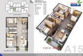 Chính chủ cần bán căn hộ chung cư 24T3 Hapulico