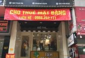 Cho thuê cửa hàng mặt phố Thái Hà, Đống Đa, HN. LH: 0904324325