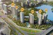Chính chủ cần cho thuê làm VP  đại diện gấp căn hộ Soho - Dự án Capitale (đối diện BigC TL)