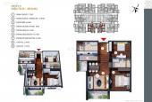 Cần bán căn hộ 90m2, 2 PN chung cư Golden Land 275 Nguyễn Trãi. Ban công Đông Nam, Lh 0911.846.848