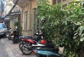 Cho thuê nhà riêng trong ngõ 178 Thái Hà, 60m x 4 tầng, 2 mặt tiền ô tô đỗ cửa, giá 25 tr