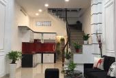 Bán nhà đẹp mới xây, 3 lầu, Bùi Thị Xuân, P1, Tân Bình
