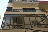 Bán nhà Minh Khai, 38m, 5 tầng, cách phố 50m, ô tô, lô góc 2 mặt thoáng
