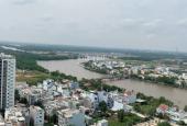 Căn hộ chung cư Q7, view sông thoáng mát, căn góc sân vườn