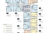 Bán căn 2PN Cruz view nội khu giá 4.7 tỷ căn 2PN, căn góc view ngoài giá 3.950 tỷ, LH 0938 024 147