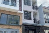 Nhà mới đẹp đường Số 5, 1 trệt, 3 lầu đúc kiên cố, diện tích 50m, hẻm 8m