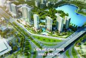 Cho thuê văn phòng officetel view đẹp, để ở–làm văn phòng tại dự án đắc địa D'capitale Trần D Hưng
