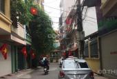 Hiếm, bán đất mặt ngõ Nguyễn Chí Thanh, kinh doanh tốt, vỉa hè, 36m2, MT 4.5m, chỉ 5,85 tỷ